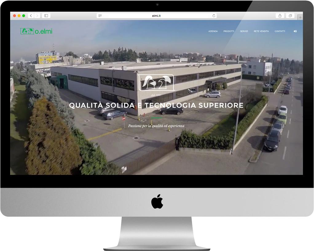 Realizzazione sito web shooting fotografico video istituzionale con drone