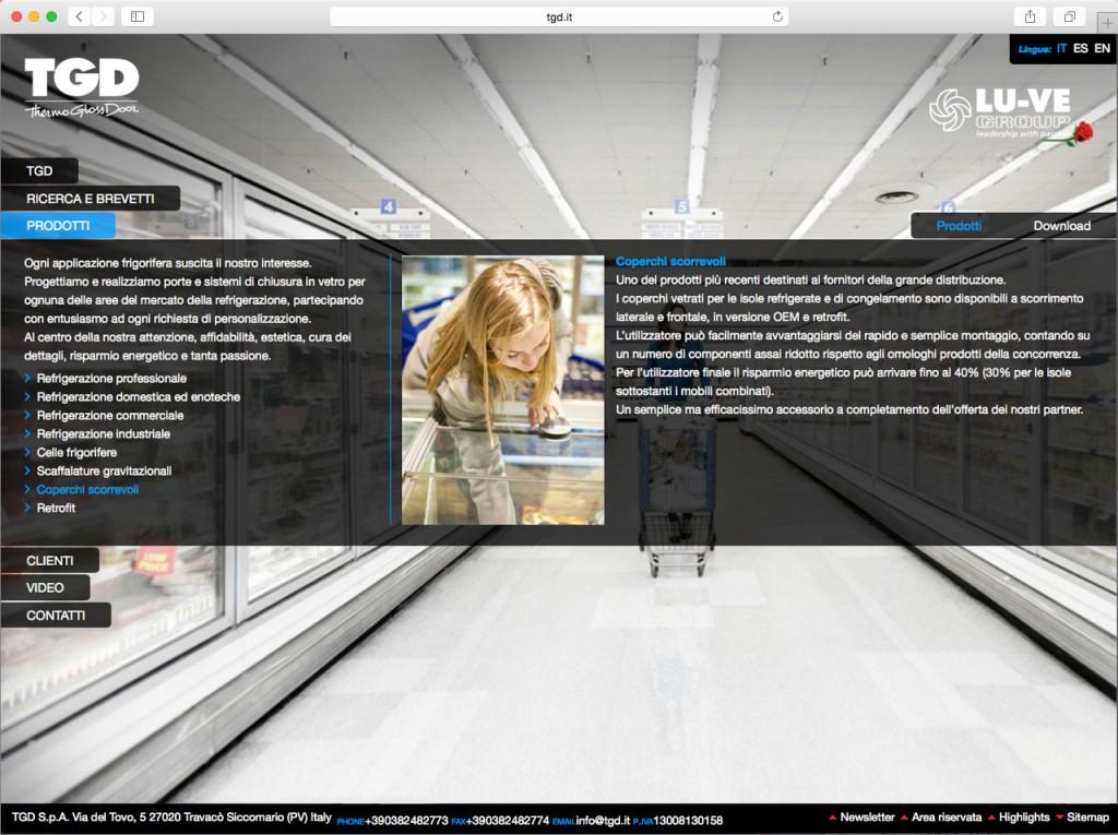 TGD sito web