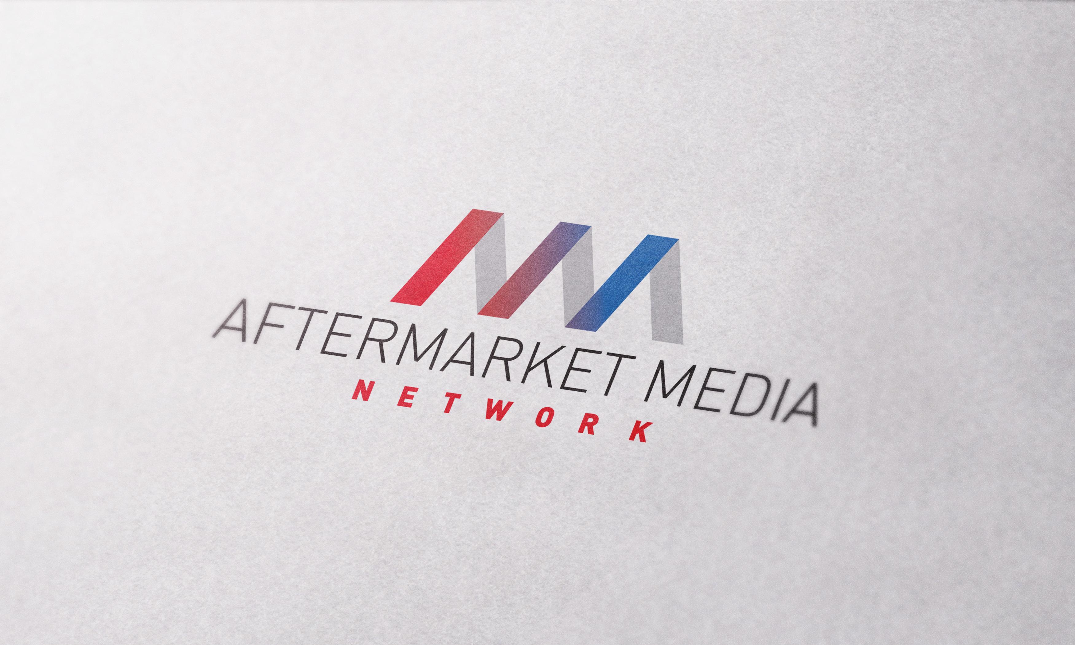 Dotis - Aftermarket Media Network: logo design